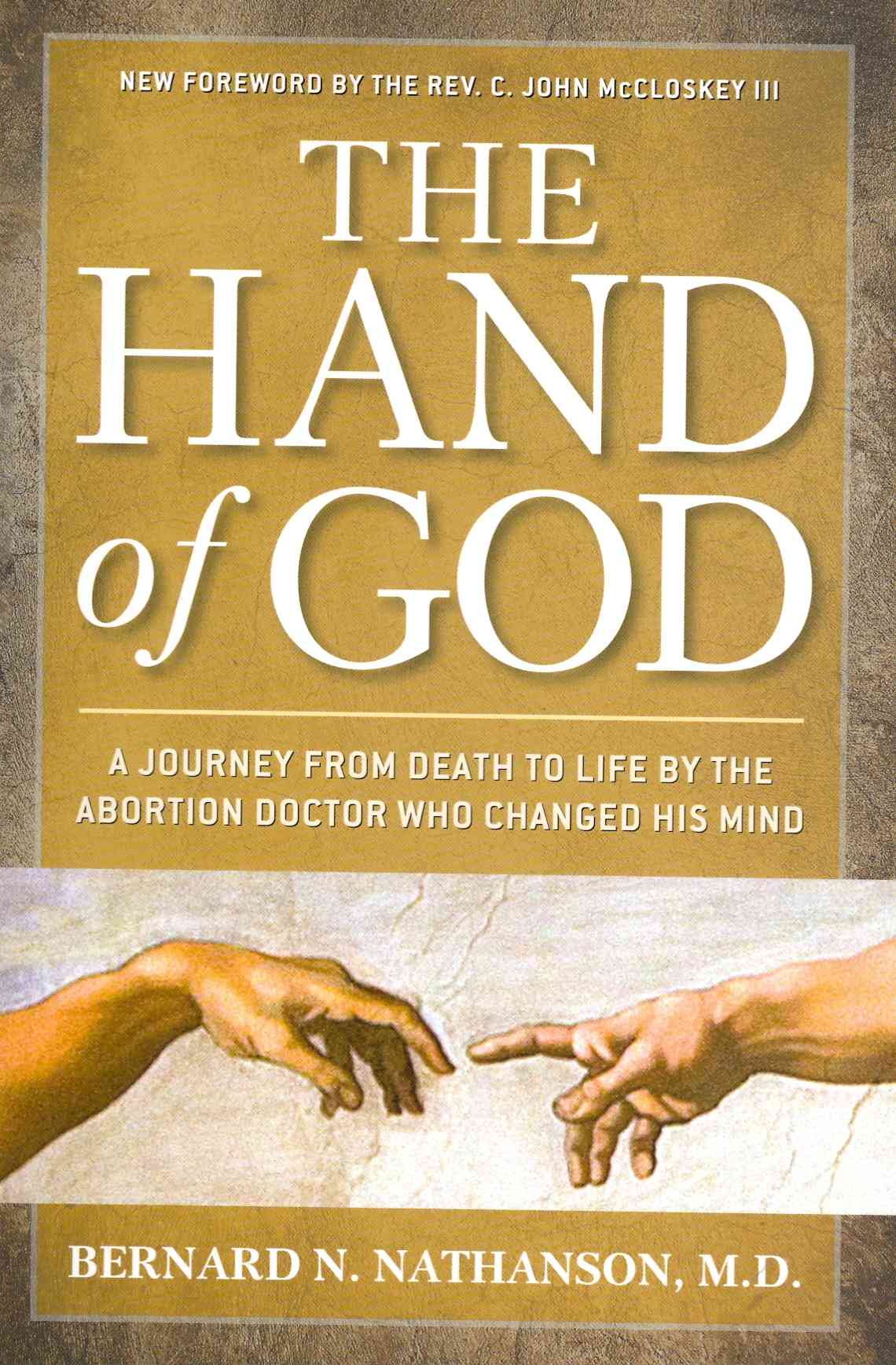 Hand of God By Nathanson, Bernard